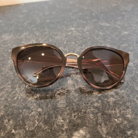 Burberry Tortoise Shell Brown Sunglasses